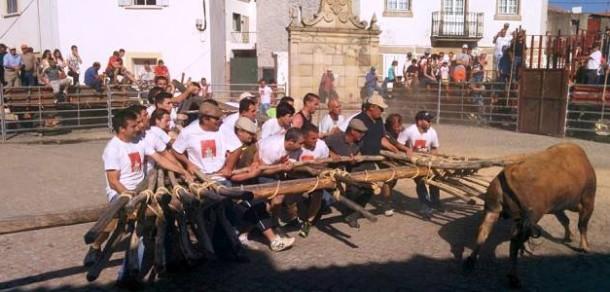 Aldeia da Ponte: Capeia de São Pedro 2015