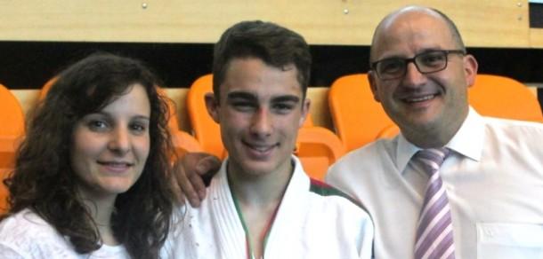 Emanuel Martins: Participação positiva do judoca raiano