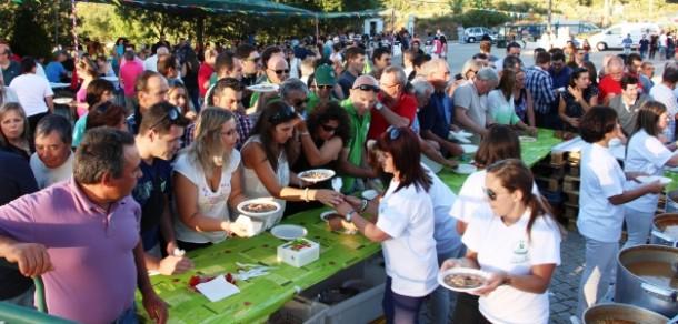 Cerdeira do Côa: Festa do Caracol 2015