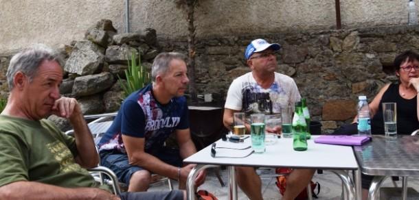 Grupo de Mudaison (França) veio à capeia
