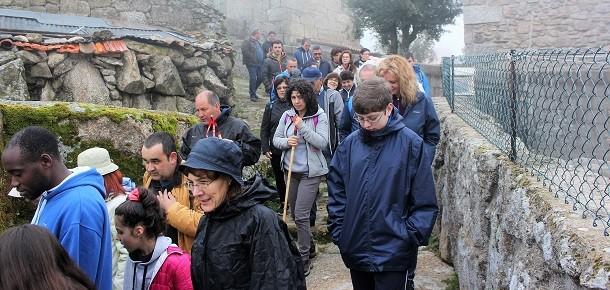 Sortelha: A Caminhada de Santo Antão