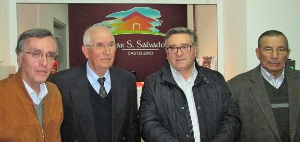 Lar S. Salvador: Bênção e Inauguração do Local de Oração