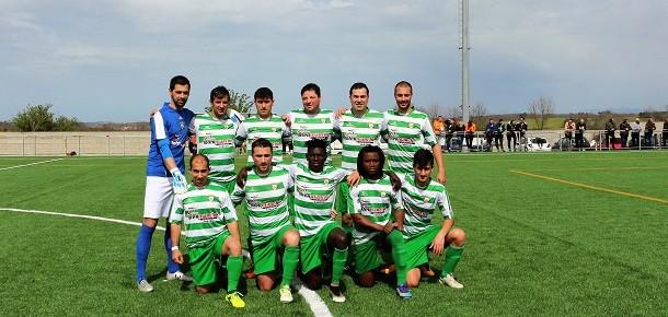Desportiva do Soito – 1 / Sporting do Sabugal – 2
