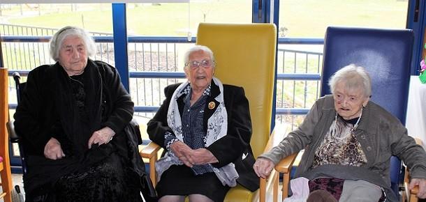 Quadrazais: Maria Augusta Moleira festejou o centésimo aniversário