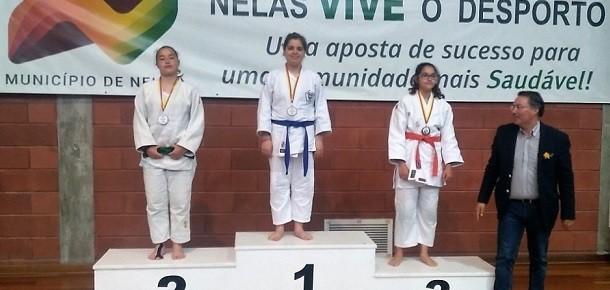 Judo: Sabugal Conquista OURO no Campeonato Regional de Juvenis