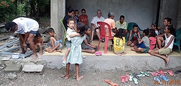 Projeto de Solidariedade em Timor Leste (XIII)