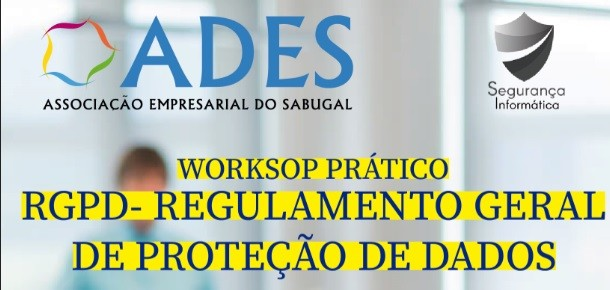 ADES promove workshop sobre RGPD