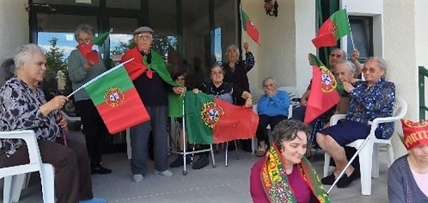Lageosa da Raia: Centenárias no CSLR