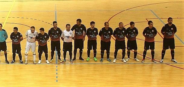 Clube Futsal Sabugal – Masculino – Empate na estreia