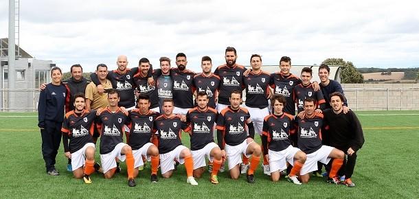 Ginásio Figueirense – 3/ Desportiva do Soito – 0