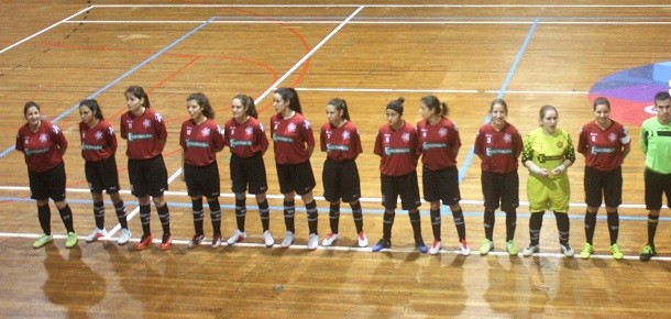 Clube Futsal Sabugal – Feminino – Derrota pesada na Guarda