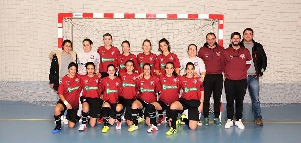 "Futsal Feminino – Noite infeliz para as ""garotas"""