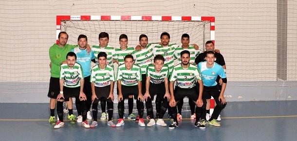 Futsal Masculino – Tarde feliz para as equipas do Sabugal