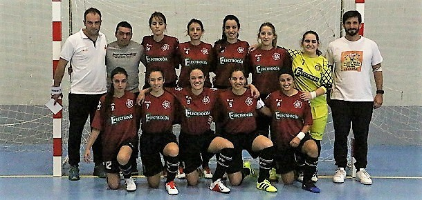 Futsal Feminino – Futsal Sabugal cai em Mêda