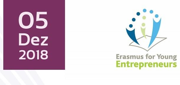 EYE – Erasmus para Jovens empreendedores