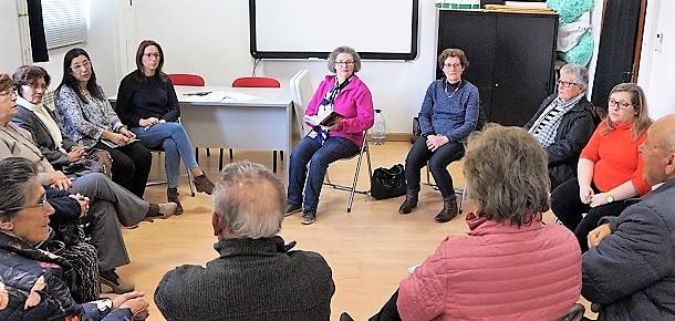 Clube de Leitura e Escrita Aberta – 5.ª Sessão