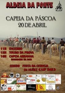 Cartaz_Capeia Páscoa_APonte_20-04-2019