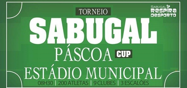 "Futebol: Torneio ""Sabugal Páscoa Cup"""