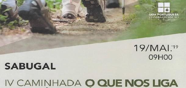 """Sabugal: IV Caminhada """"O QUE NOS LIGA"""""""