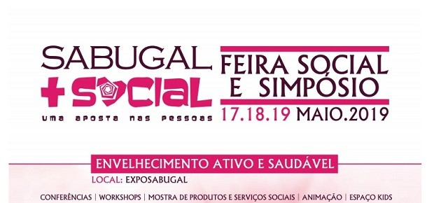 "Feira Social e III Simpósio ""Sabugal + Social"""