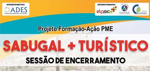 ADES: Sessão de encerramento do projeto Melhor Turismo 2020