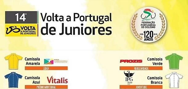 Ciclismo: Volta a Portugal dos Juniores passa pelo nosso Concelho