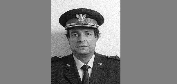 Sabugal: Faleceu o Comandante dos Bombeiros desta cidade