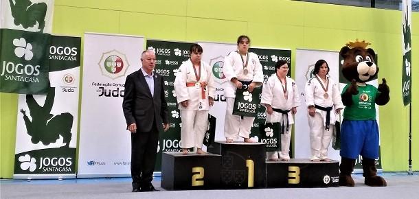 Judo: Maria Ribeiro Campeã Nacional de Síndrome de Down