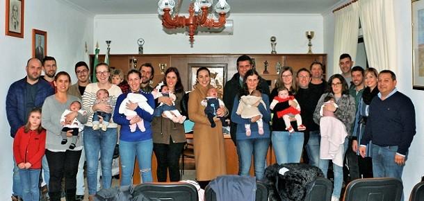 Sabugal: Nove famílias receberam apoio à natalidade