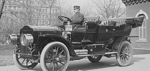 O Primeiro Automóvel do Soito
