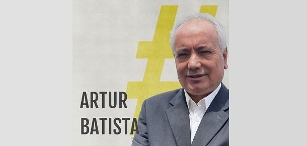 Artur Baptista é candidato aos órgãos sociais da AFG
