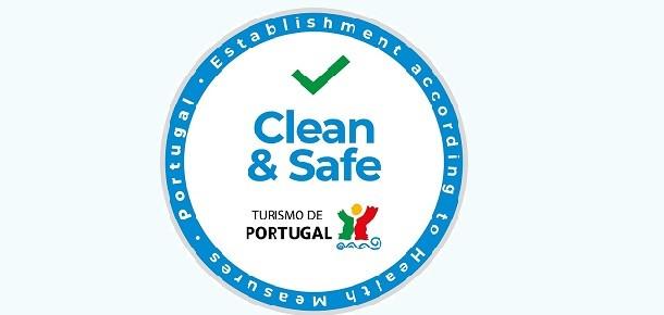 "Sabugal recebe selo ""Clean & Safe"""