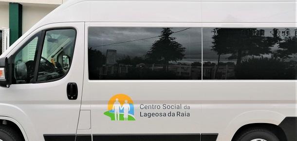 Novas melhorias no Centro Social da Lageosa da Raia em 2020