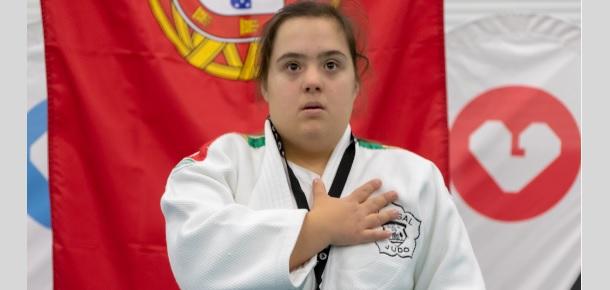 """Judo: A """"nossa"""" Maria será Porta Bandeira"""
