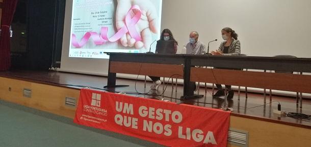 """CLDS4G - Sabugal Ativo: """"Medidas Preventivas do Cancro da Mama"""""""